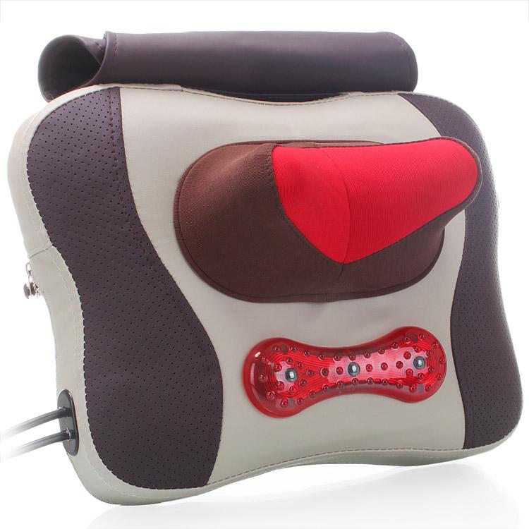 cervical dispositivo de massagem pescoço descanso da massagem elétrica vértebra cervical massagem instrumento domésticos(China (Mainland))
