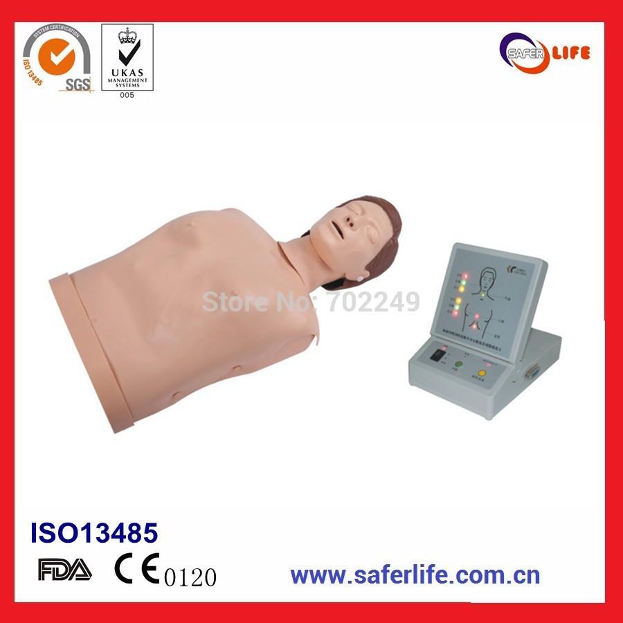 2014 Comprehensive emergency skills trainning medical nursing training manikins(China (Mainland))