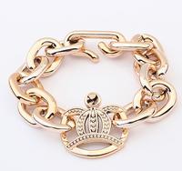 ( Min order is 10usd !) SJB535  Charm CCP Plastic Crown bracelets & bangles wholesale Free shipping