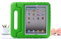 New Foam shockproof rugged kids protective handle Eva case cover for ipad 2 3 4