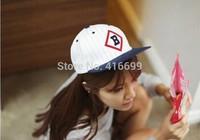 Snapback Hat for man Free shipping Baseball cap men  for women 2014 fashion baseball cap female hat ,white cap Fashion Popular 1