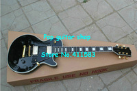 Wholesale - - Custom Shop Black Beauty Gold Hardware Electric Guitar Ebony Fingerboard Free Shipping