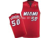 free shipping new styles Lebron James Jersey Miami Rv30 Sleeveness Basketball jersey sport jersey