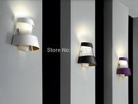 2014 New Modern minimalist fashion Handwoven shade  warm home wall lamp free shipping