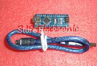 For  Nano 3.0 Atmel ATmega328 Mini-USB Board with USB Cable Free Shipping