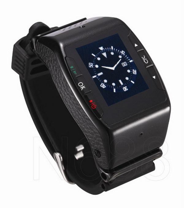 "Free shipping new smart watch phone Quadband phone watch1.4"" Full screen 2.0Mega Camera Wrist watch mobile phone(Hong Kong)"