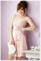 Free Shipping Fashion Uncommon 2014 Sweet Dress
