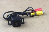 E313 170 degree Angle Night Vision Vehicle Color Weatherproof Car Rear Camera View