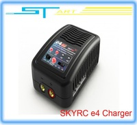 2014 SKYRC e4 Charger 2-4 cells 1A/2A/3A  200mA  lipo charger 100-240V AC balance charger low shipping fee hot sel radio control