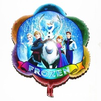 New arrive 50pcs/lots wholesales Double sided Frozen balloons balao frozen party Free shipping