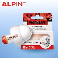 Freeshipping Alpine worksafe earplugs ear protection anti-noise earplugs