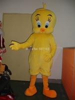 popular cartoon costume tweety mascot costume hot sale yellow bird costumes