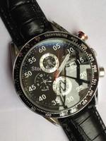 free shipping famous designer watch men 2013 luxury brand fully functional quartz watch
