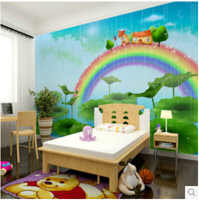 Mural Children S Bedroom Wallpaper Mural Male Girl