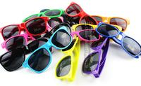 Fashion Outdoor sandbeach men sunglasses 2014 women oculos imitation brand meters 15color 20pcs/lot beach sun glasses