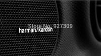 Free Shipping harman/kardon Hi-Fi Speaker 3D Metal Aluminum Emblem