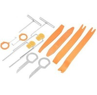12 Dismantle Tools Kit Automotive Auto Car Door Panel Trim Tool Set RemoverVideo and Audio System Removal Tool Set Kit