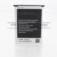 1800mAh B150AE cell mobile phone BATTERY FOR SAMSUNG Galaxy Core GT-i8260 free singapore air shipping with retail box