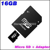 Full capacity Micro SD card 2GB 4GB 8GB 16GB 32GB 64GB SDHC Transflash TF CARD Class 10 mini memory card with adapter for phone