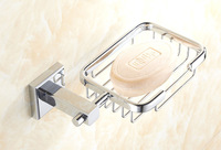 2014 new bathroom accessories soap box rack soap box bathroom supplies copper accessories Stainless steel soap network
