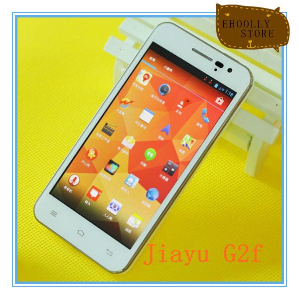 "4.3"" Jiayu G2F 3G MTK6582M Quad Core 1.3Ghz 1G RAM 4G ROM 2MP+8MP Camera Gorilla Glass 2 JIAYU WCDMA Cell phones(China (Mainland))"