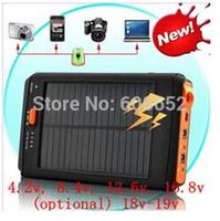 * 4.8v-4.2v, 8.4v, 12.6v, 16.8v - 12000mAh(optional) 18v-19v Notebook / Digital / Mobile (solar energy) efficient mobile power