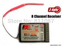 FS-R8B 8CH 2.4G RX Model for FlySky FS-TH9X 2.4G 9CH transmitter