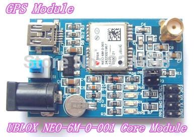 GPS Module UBLOX NEO-6M-0-001 Core Module(China (Mainland))