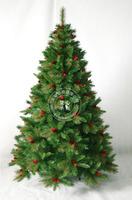 150cm mixed luxury encryption christmas tree 1.5 meters Christmas decoration