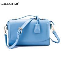 Women's handbag 2014 female fashion gentle women portable messenger bag cowhide small bags Free shipping
