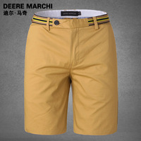 2014 summer new arrival male casual pants slim shorts male trousers m19010