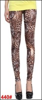 2014 new Fashion  Leopard Prints Leggings Sexy Leggings printed pants wholesale