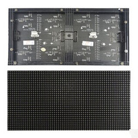 Free Shipping 244mm*488mm Indoor P7.62 Full Color LED Screen Module, RGB Static LED Display Unit Board, LED Advertising Screen