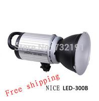 NICE PHOTOGRAPHIC light video capture is often lit LED-300B