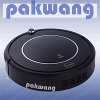Wet and dry cleaning machine / robot vacuum cleaner