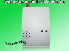 Combustible Gas Alarm LPG LNG Detector Leak Detector Leakage Alarm System Sensor 5PCS/LOT Free Shipping(China (Mainland))