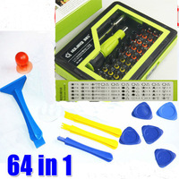 2014 new 53 in 1 Multi-purpose precision Magnetic Screwdriver Set PC Notebook phone for iphone4 opening tools