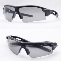 2PCS\LOT 3129R-BLACK Unisex Fashion Sport Cycling Glasses Fashion Driving Mirror sunglasses Free Shipping
