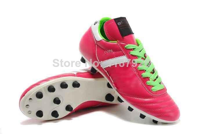 novas cores 2014 chuteiras homens e mulheres futebol chuteiras 20 cores e botas homens botas de futebol(China (Mainland))
