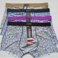 2014 New Men's Underwear Boxer male  ice silk Shorts  knicker pants Underpants  Ropa Interior  Briefs  4 colors  10pcs/Lot