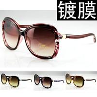 FREE SHIPPING new 2014 women sunglasses oculos de sol fishing coating sunglass fashion glasses vintage sports brand 48