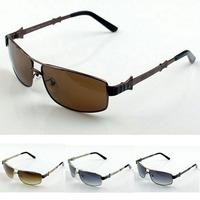 Hot sale Man polarization glasses Sunglasses men uva, uvb ultraviolet prevention brand sun glasses 12