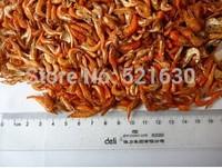 Free shipping  NEW FISH AQUARIUM DRIED SHRIMP FOOD FOR dragon fish Partial predatory fish  350G