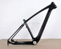 Free shipping! Hot Sale 29er Carbon Mountain Bike Frame,12X142 thru-axle MTB frame 29er FM056A