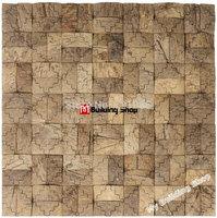 Natural coconut mosaic tile CNMT002 mosaic wall tile fireplace mosaic tiles backsplash