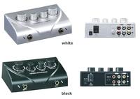 Laraoke Mixer Sound Mixer kit Audio Mixer for PC record chat music KTV