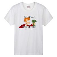 2014 new / futurama take my money / personality /casual shirt/ plus size /T-shirt men/ t shirt women fashion clothing