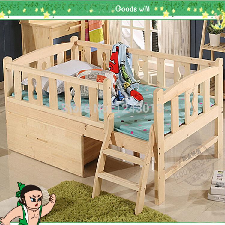 Online kopen wholesale kinderen meubels bed uit china kinderen meubels bed groothandel - Bed voor kleine jongen ...