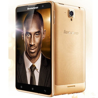 "Original Lenovo S8 S898T Golden Warrior MTK6592 Octa Core Cell Phone Android 4.2 5.3"" 2GB/16GB 13MP Camera Smartphone Russian"