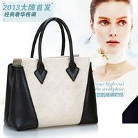 New 2014 Fashion Vintage Bags Cowhide Women Handbag Shoulder bag Real Genuine Leather Messenger Bags Famous brand women Handbags